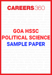 Goa Board HSSC Political Science Sample Papers