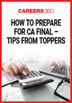 How to Prepare for CA Final - Tips from Toppers