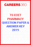 TS ECET Question Paper and Answer Key Pharmacy 2019