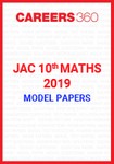 JAC 10th Maths Model Papers 2019