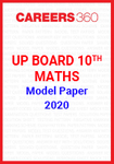 UP Board 10th Maths Model Paper 2020