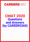 CMAT 2020 Questions and Answers by Careers360