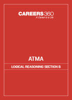 ATMA logical Reasoning Section B