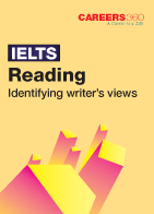 IELTS Academic Reading Practice Test- Identifying writer's views