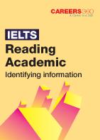 IELTS Academic Reading Practice Test- Identifying information