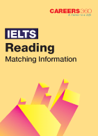 IELTS General Training Reading Practice Test- Matching Information
