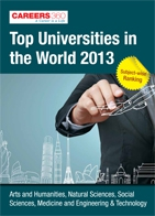 Top Universities in the World 2013 by Subject