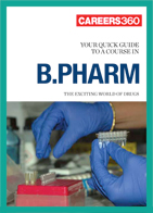 Careers360 Quick Guide to B. Pharm.