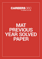 MAT Previous Year Solved Paper