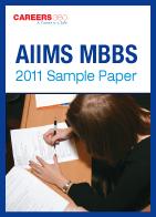 AIIMS MBBS 2011 Sample Paper
