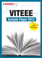 VITEEE Sample Paper 2012