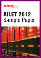 AILET 2012 Sample Paper