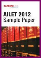 AILET 2012 Sample Paper