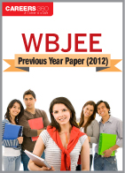 Download WBJEE Previous Year Paper (2012)