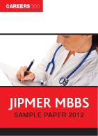 JIPMER MBBS 2012 Last Year Question Paper