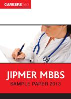 JIPMER MBBS 2013 Last Year Question Paper