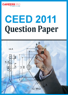 CEED Question Paper 2011