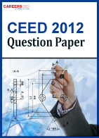 CEED Question Paper 2012