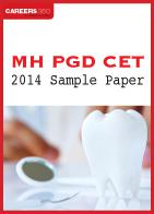 MH PGD CET 2014 Question Paper