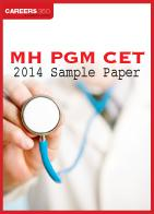 MH PGM CET 2014 Question Paper