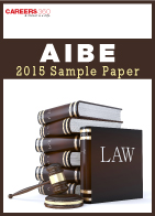 AIBE 2015 Sample Paper