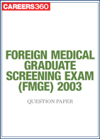 FMGE 2003 Question Paper
