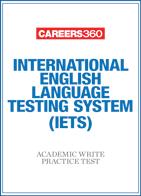 IELTS Academic Writing Practice Test 2014