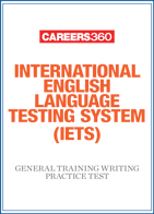 IELTS General Training Writing Practice Test 2014