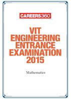 VITEEE 2015 Mathematics Sample Paper
