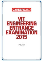 VITEEE 2015 Physics Sample Paper