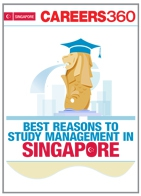 Best reasons to study management in Singapore