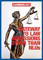 Gateway to law admissions other than NLUs