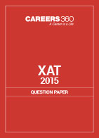XAT 2015 Question Paper