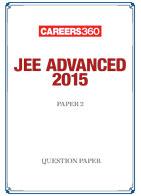 JEE Advanced 2015 Paper 2 Question Paper