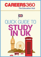 Quick guide to study in UK