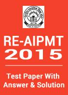 AIPMT 2015 Retest Sample Paper
