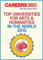 Top Universities for Arts and Humanities in World 2015