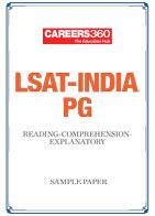 LSAT India PG Reading Comprehension Solved Sample Papers