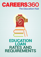 Education Loan rates and requirements