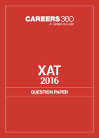 XAT 2016 Question Paper