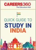 Quick guide to study in India