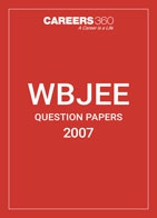 WBJEE Question Papers (2007)