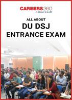 All About DU DSJ Entrance Exam