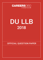 DU LLB 2018 Sample Paper