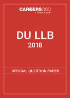 DU LLB 2018 Sample Paper