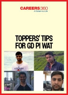 Toppers' Tips for GD-PI-WAT
