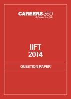 IIFT Question Paper 2014