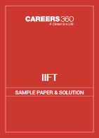 IIFT Sample Paper and Solution