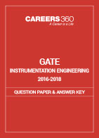 GATE 2016-2018 Instrumentation Engineering Question Paper and Answer Key