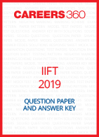 IIFT 2019 Question Paper and Answer Key
